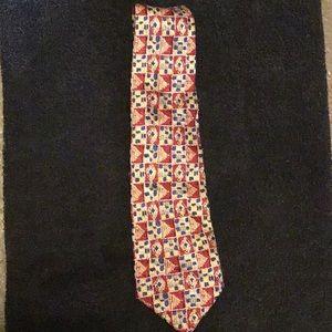 Keith Daniels Tie